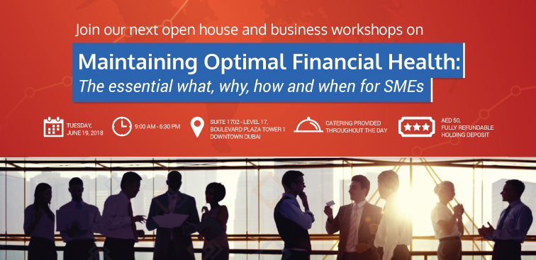 Maintaining Optimal Financial Health - CREATIVE ZONE Workshop