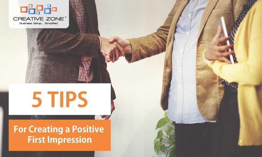 5 Tips on Creating a Positive First Impression for Startups and SMEs