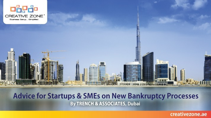 Advice for Startups & SMEs on New Bankruptcy Processes