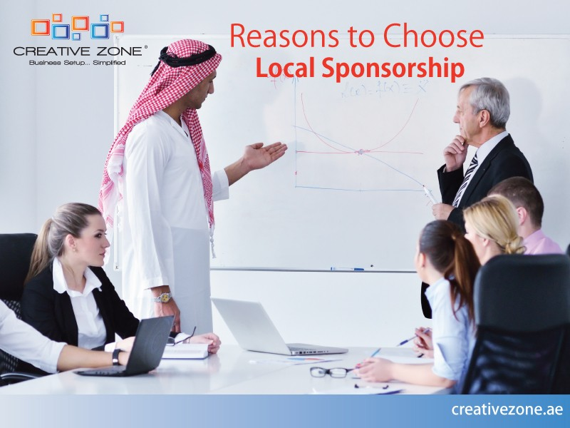 Why Choose A Local Sponsor When Setting Up Business in Dubai