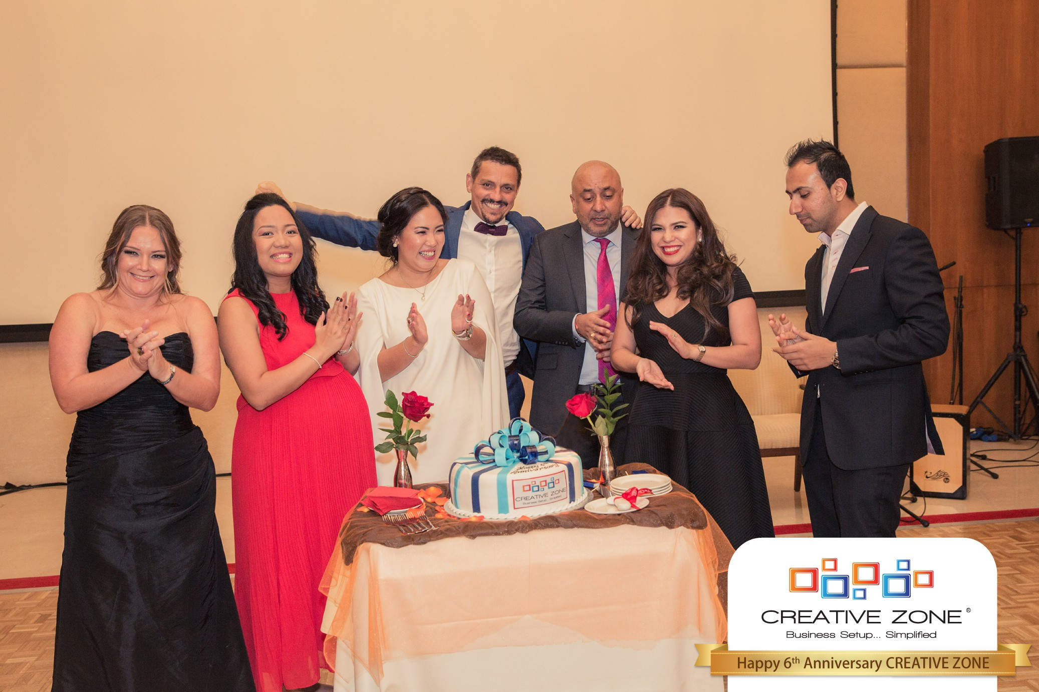 CREATIVE ZONE celebrates another milestone