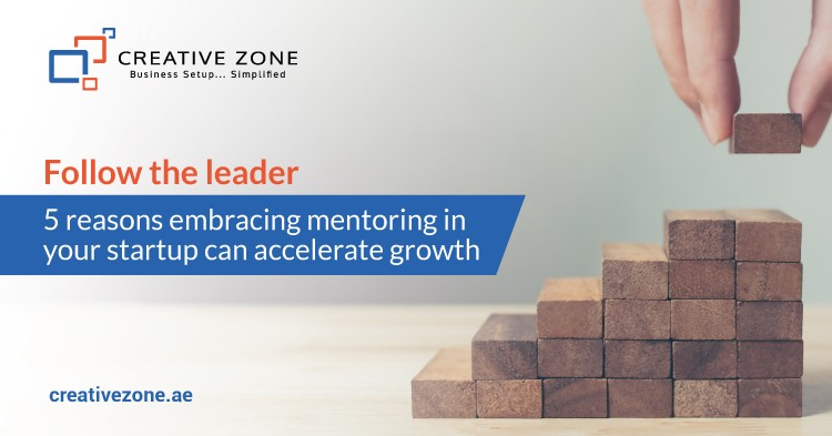 Follow the leader – 5 reasons embracing mentoring in your startup can accelerate growth