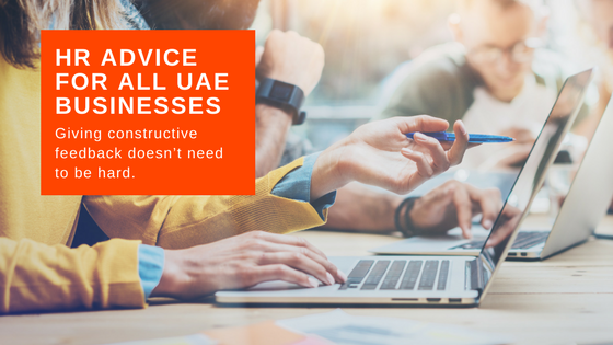 HR Advice for All UAE Businesses