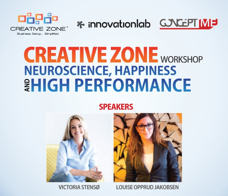 Innovation Lab shares their expertise on Neuroscience, Happiness and High Performance