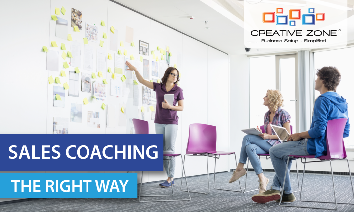 Sales Coaching for SMEs and Startups