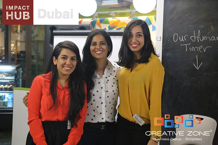 Winners of Crowdfundxb Integreat Center share their Dubai entrepreneurial experience