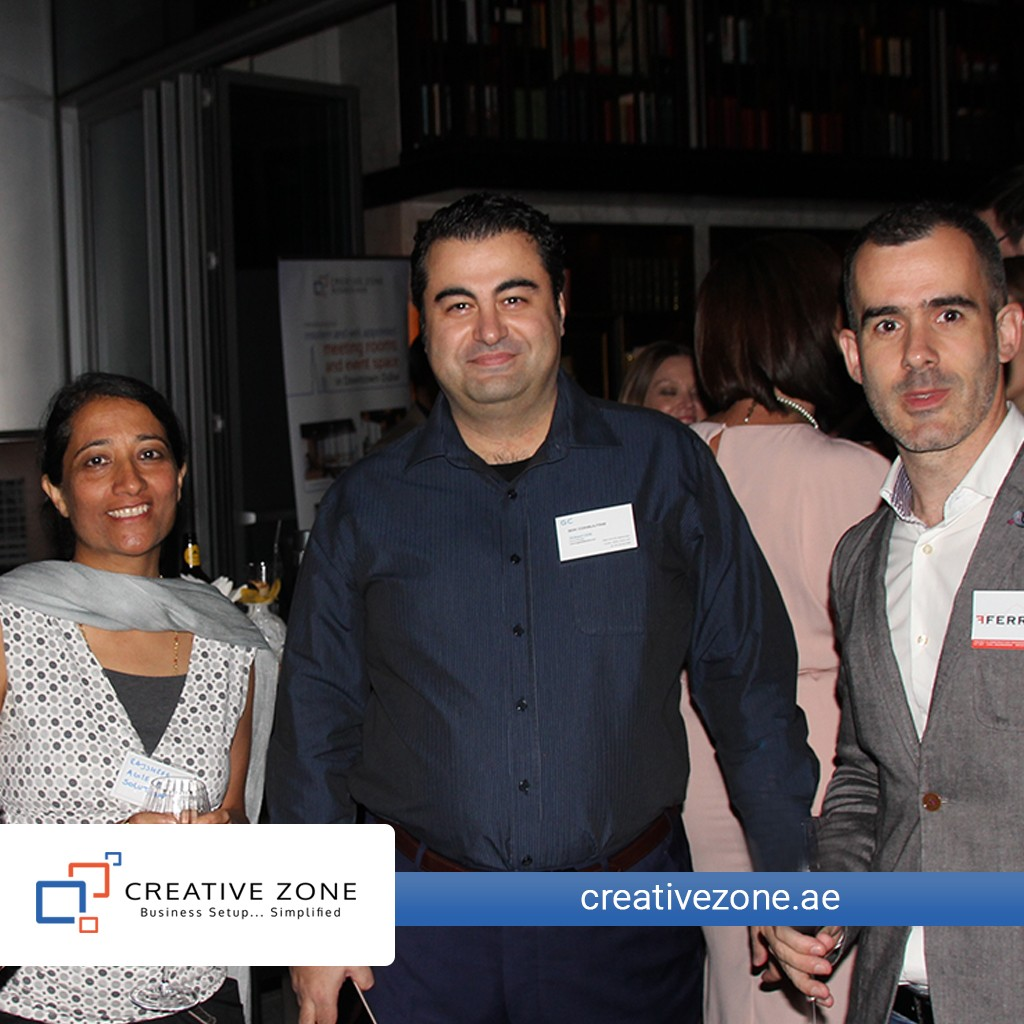 CREATIVE ZONE Networking Event