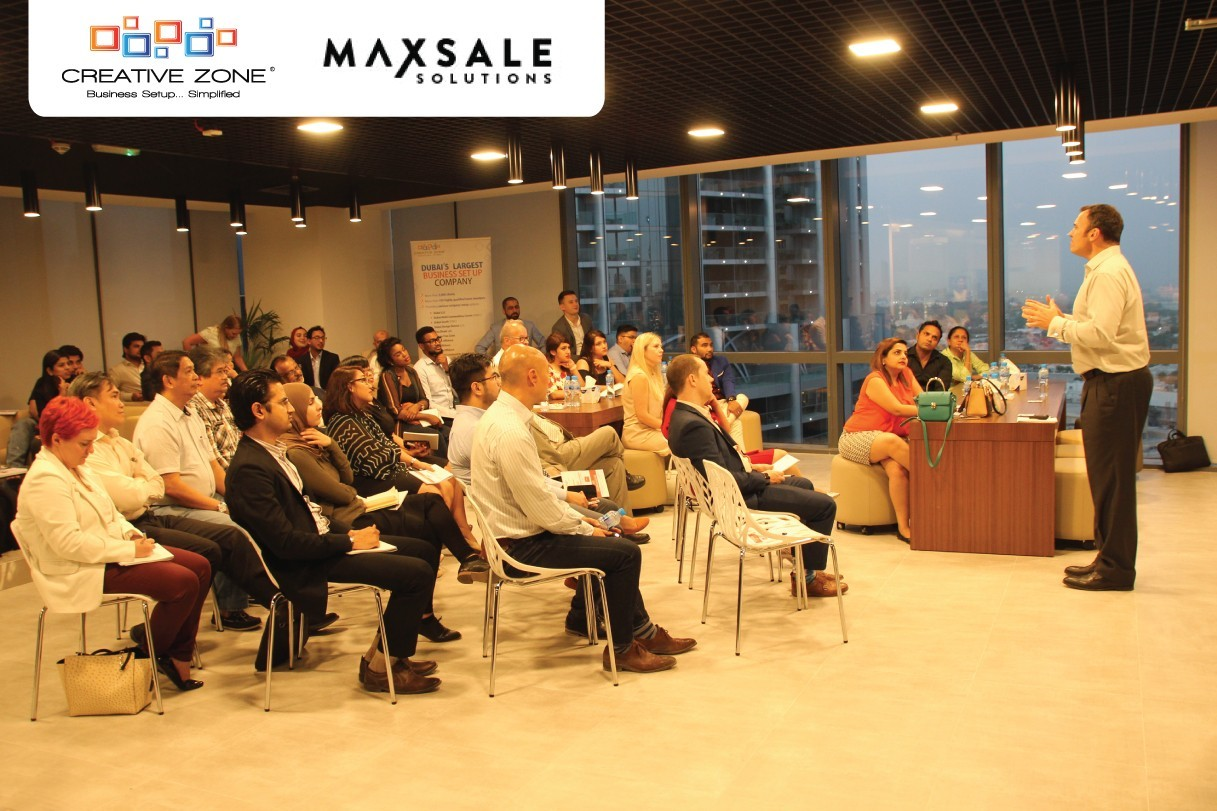 Maximising Sales Opportunities - An active workshop for SME's and corporate sales teams