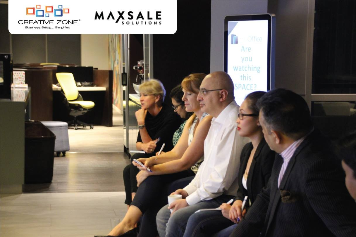 Maximising Sales Opportunities - CREATIVE ZONE