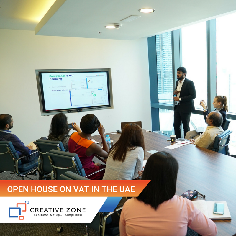 Open House Vat