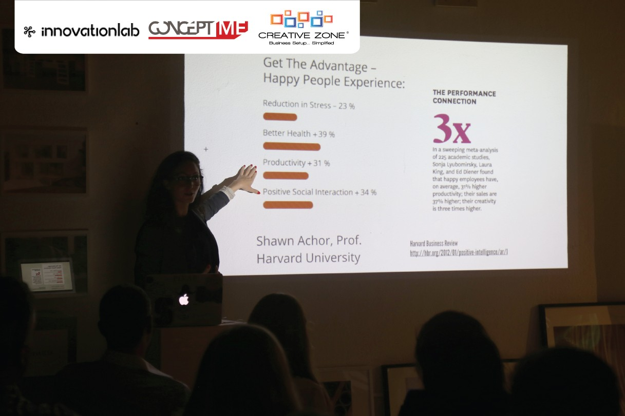 Workshop - Neuroscience, Happiness & High Performance