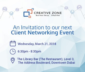 CLIENT COCKTAIL NETWORKING EVENT