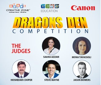 Dragons' Den Competition