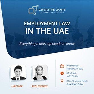 Employment in the UAE