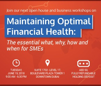 Join our next open house and business workshop