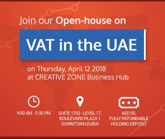Join our open-house on VAT in the UAE