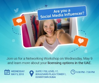 Join our Social Media Influencer Workshop