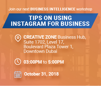 Social Media Workshop - Tips for using Instagram for Business