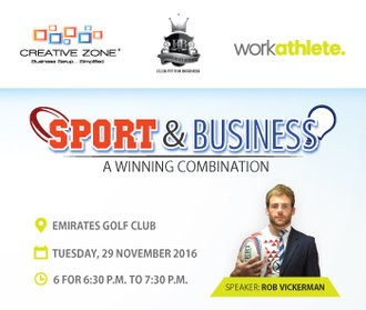 Sport and Business - A Winning Combination