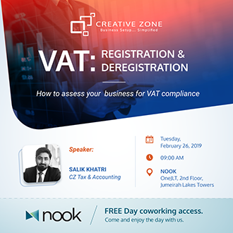 VAT: Registration and Deregistration How to assess your business for VAT compliance